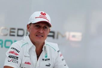 F1: Baj van Schumacher körül