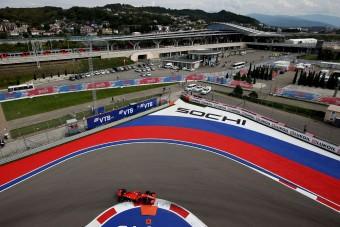 F1: Rotációra válthat az Orosz Nagydíj