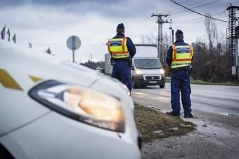 Egyhetes razziát indít a magyar rendőrség