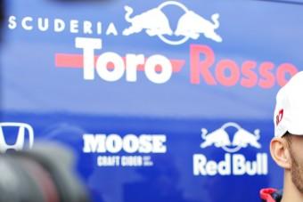 F1: Nevet változtathat a Toro Rosso