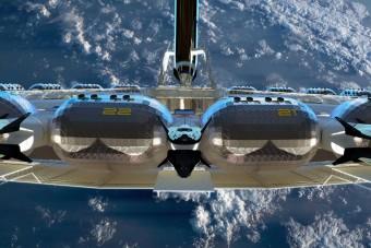 Itt alhatunk majd, ha űrturisták leszünk