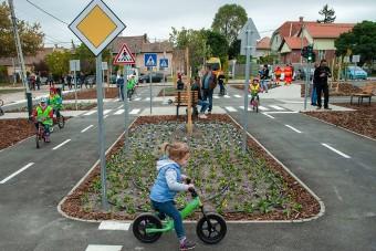 Meglepő extrája van az új budapesti KRESZ-parknak