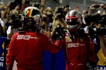 F1: Eldurvulhat a helyzet a Ferrarinál
