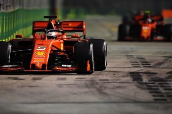 F1: Évtizedes negatív rekord a Ferrarinál, az exelnök szomorú