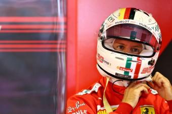 Vettel: Baromság a sisakszabály!