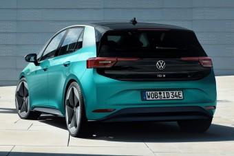 Videón a Volkswagen ID.3