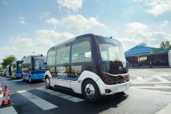 10 ezer kilométer felett jár ez az önvezető busz