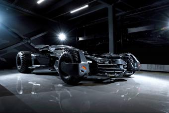 Egy vagyonba kerül a V8-assal szerelt Batmobile