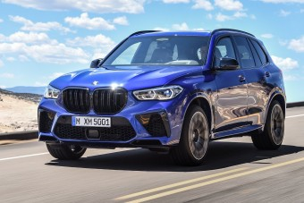 Megérkeztek a BMW legbrutálisabb sportterepjárói