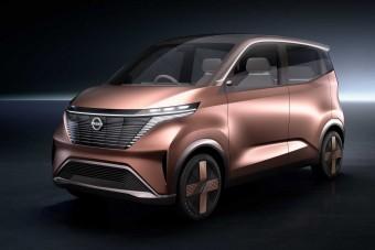 Városi cukiság a Nissantól