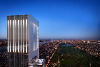 Magassági rekordot döntött a félkész épület