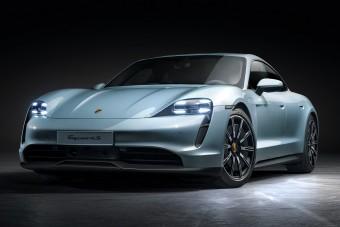 Megérkezett a Porsche olcsó(bb) villanyautója