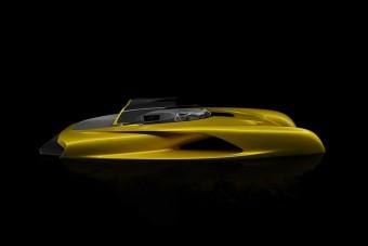 Hajót is tud tervezni a világ legdrágább autójának atyja