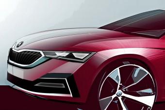 Érkezik a vadonatúj Škoda Octavia