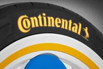 A Continental a jövő gumiabroncsain dolgozik (x)