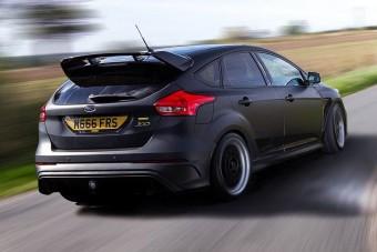 Már készül a 684 lóerős Ford Focus RS