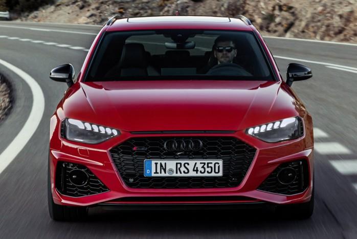 Alig változott az Audi kis sportkombija 2