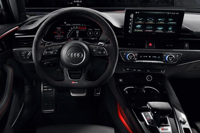 Alig változott az Audi kis sportkombija 4