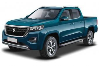 Kínai partnerrel fejleszt globális pickupot a Peugeot
