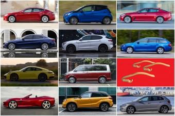 Íme, Magyarország kedvenc autói!
