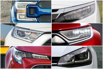 Ezek a világ legnépszerűbb autói