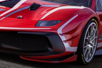 Még élesebb a Ferrari márkakupa-versenyautója