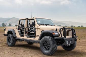 Jeepből készít harci járművet a Hummer gyártója