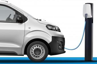 Elektromos furgonok a Peugeot-tól