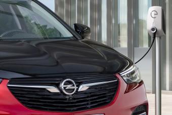 Nyolc villamos Opel érkezik két éven belül