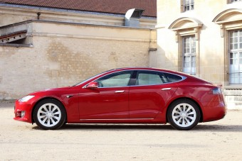 Nyereséget termelt a Tesla, kilőtt az árfolyam