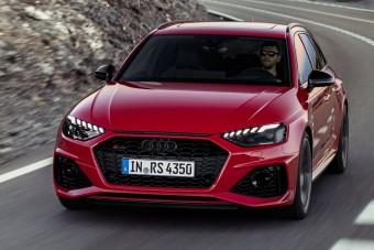 Alig változott az Audi kis sportkombija