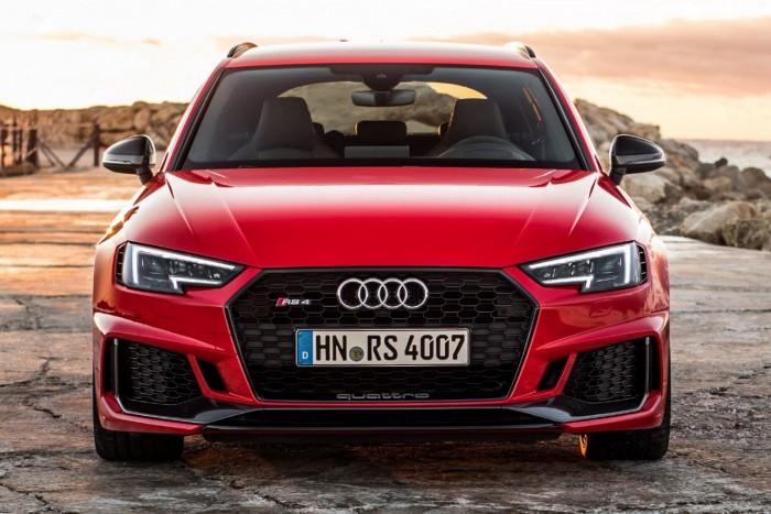 Alig változott az Audi kis sportkombija 3