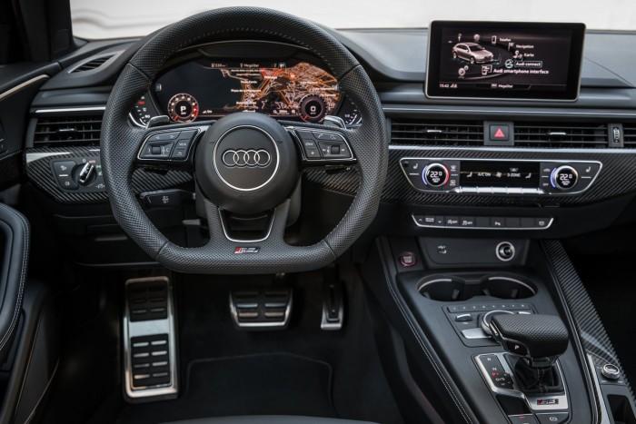 Alig változott az Audi kis sportkombija 5