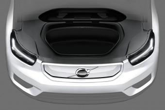 Volvo villanyautó: lehet egy táskával több?