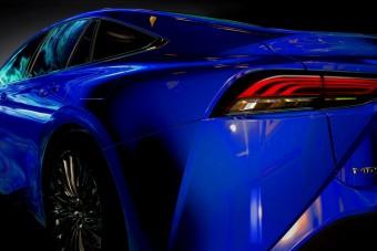 A Supra stílusjegyeivel domborít a legtisztább üzemű Toyota