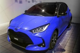 Őrült jól fog kinézni a vadonatúj Toyota Yaris!