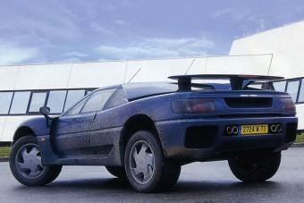 Mindenkit megelőzve épített brutális sport-SUV-t egy francia mopedautó-gyártó