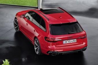 Audi RS4 Avant 2020 videók