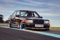 Aligha van ennél kifogástalanabb Mercedes-Benz 190E 5