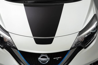 Furcsa sportmodellt mutat be Japánban a Nissan
