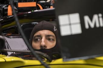 F1: Ricciardót nem kényszerítik szimulátorozásra