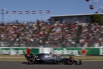 F1: Laudának ajánlja bajnoki címét a Mercedes