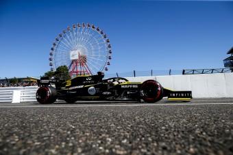 F1: Ricciardo kiakadt a Renault kizárásán