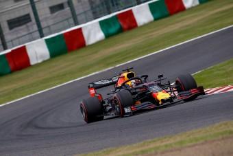 Verstappennél gyorsabb pilóta nem volt még az F1-ben?