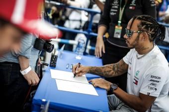 F1: A főnök szerint normális, hogy Hamilton kiakadt