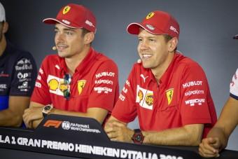 F1: Vettel nem ért egyet a többiekkel