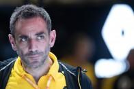 """F1: """"Csak le akartuk másolni a Renault-t"""" 1"""
