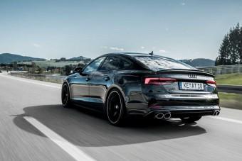 Az ABT nem riadt vissza a dízelmotoros Audi S5-től
