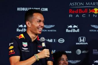 F1: Albon bajnoki esélyesnek tartja magát