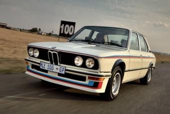 A BMW első sportlimuzinja Afrikában született